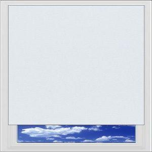 Staten White PVC Velux Style Roof Roller Blind