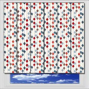 Tivoli Ruby Vertical Blind